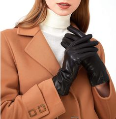 Надеваем перчатки