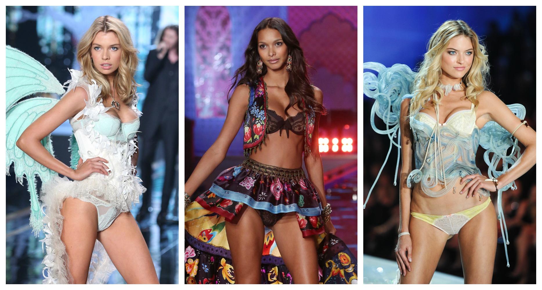 Victoria's Secret назвали имена 10 новых