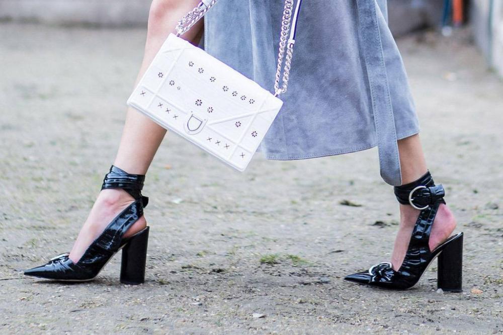 Обувь, которая поможет визуально удлинить ноги