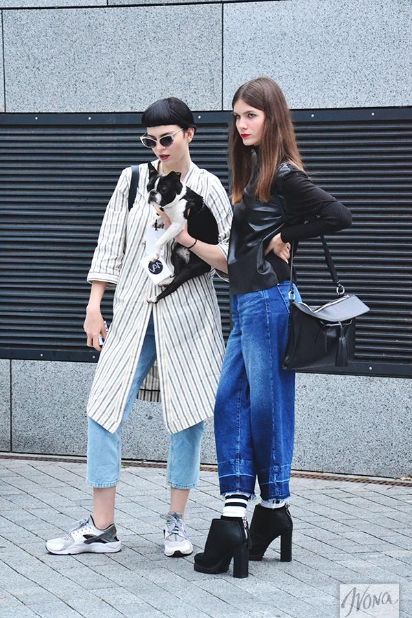 Самые яркие образы столичных модников