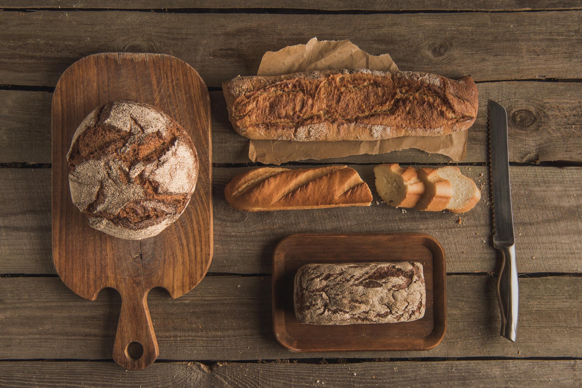 Безглютеновый хлеб: польза и вред