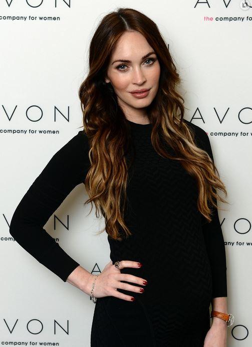 Актриса Меган Фокс сделала модное мелирование волос