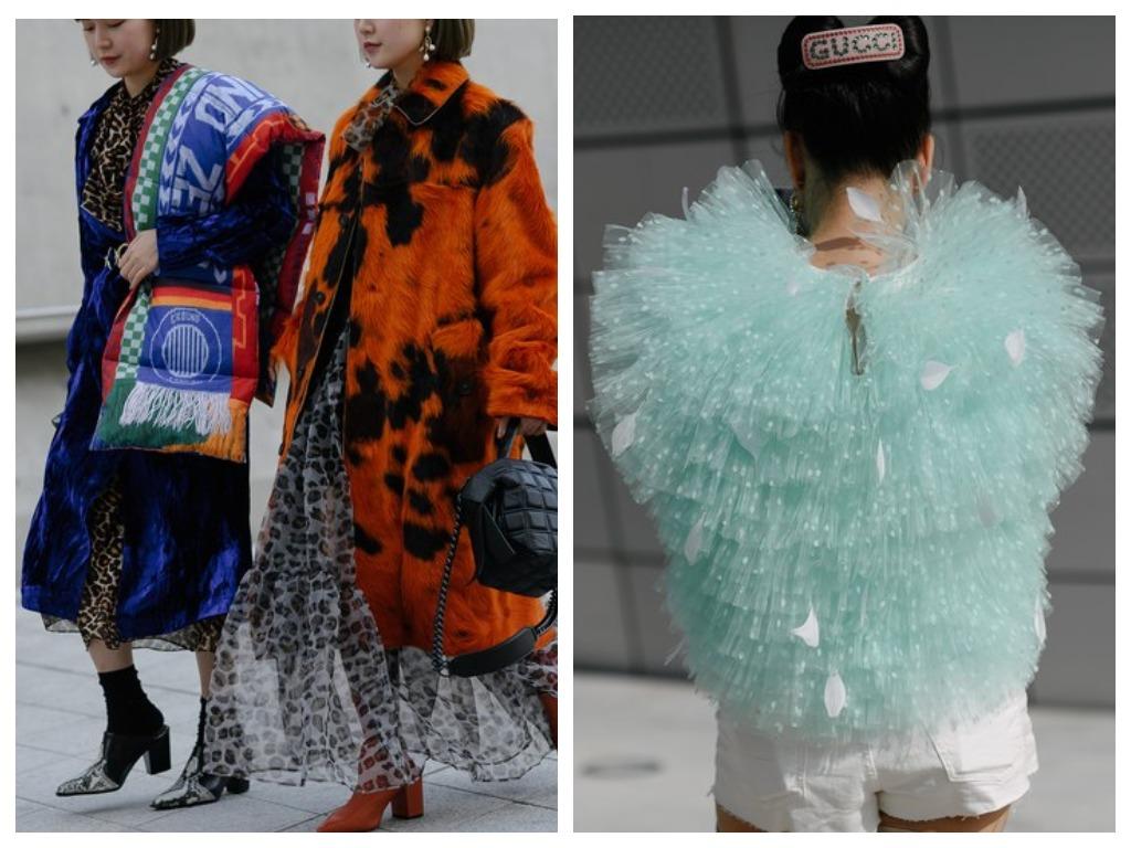 Гости Недели моды в Сеуле сезона весна-лето 2020