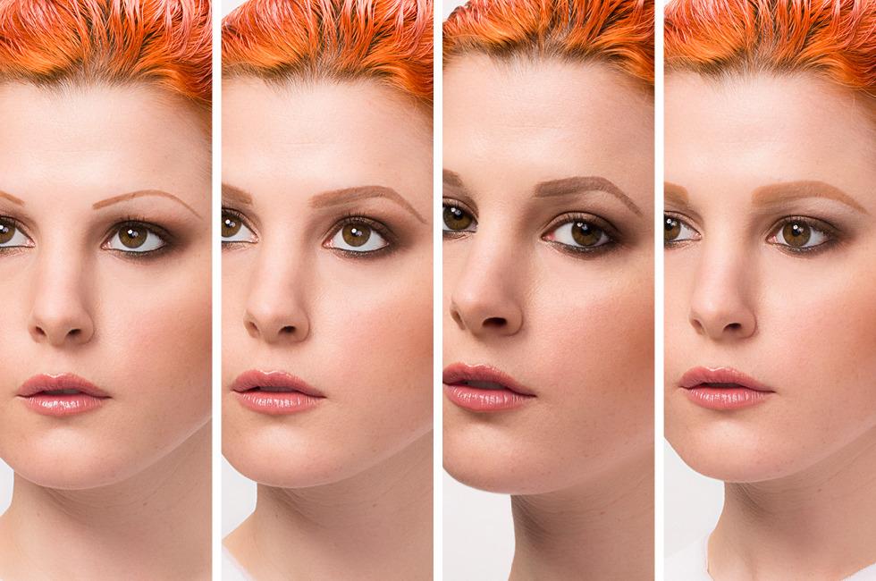 Форма бровей может разительно изменить внешность