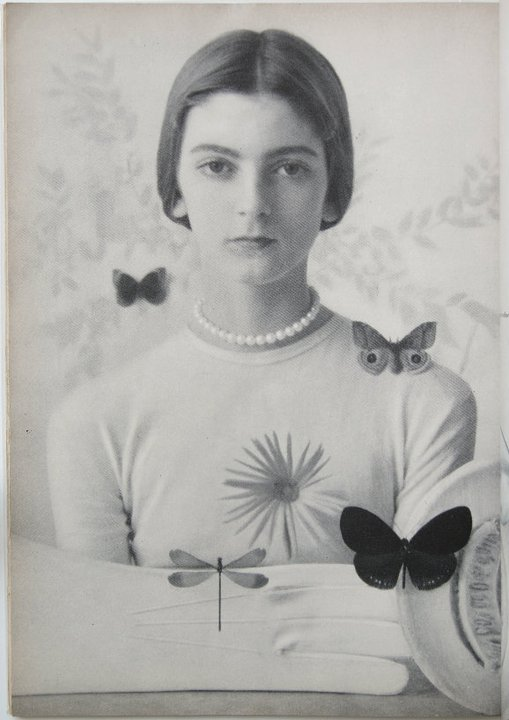 Юная Кармен в журнале VOGUE, 1946 год