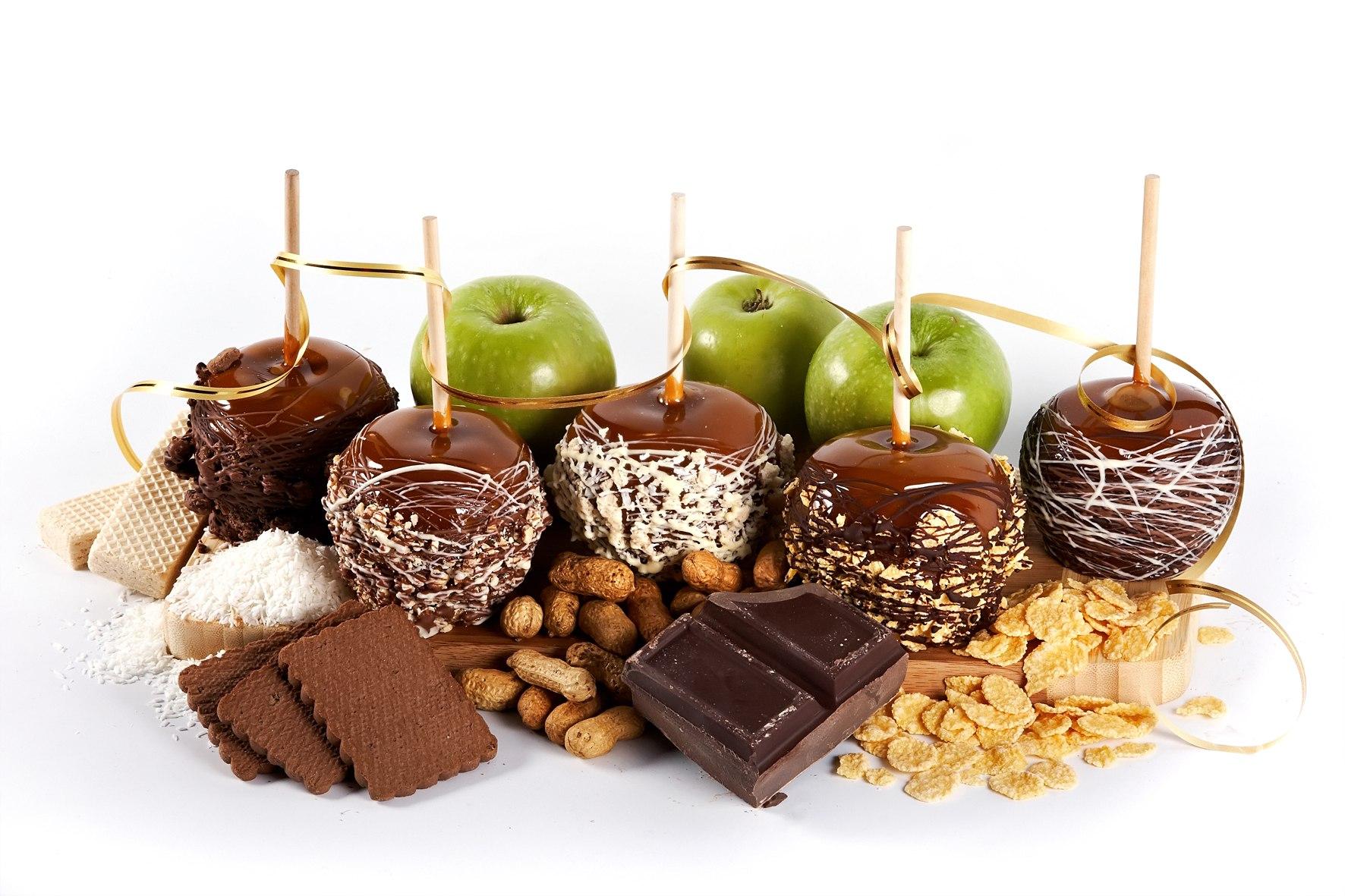 Луковицы в шоколаде