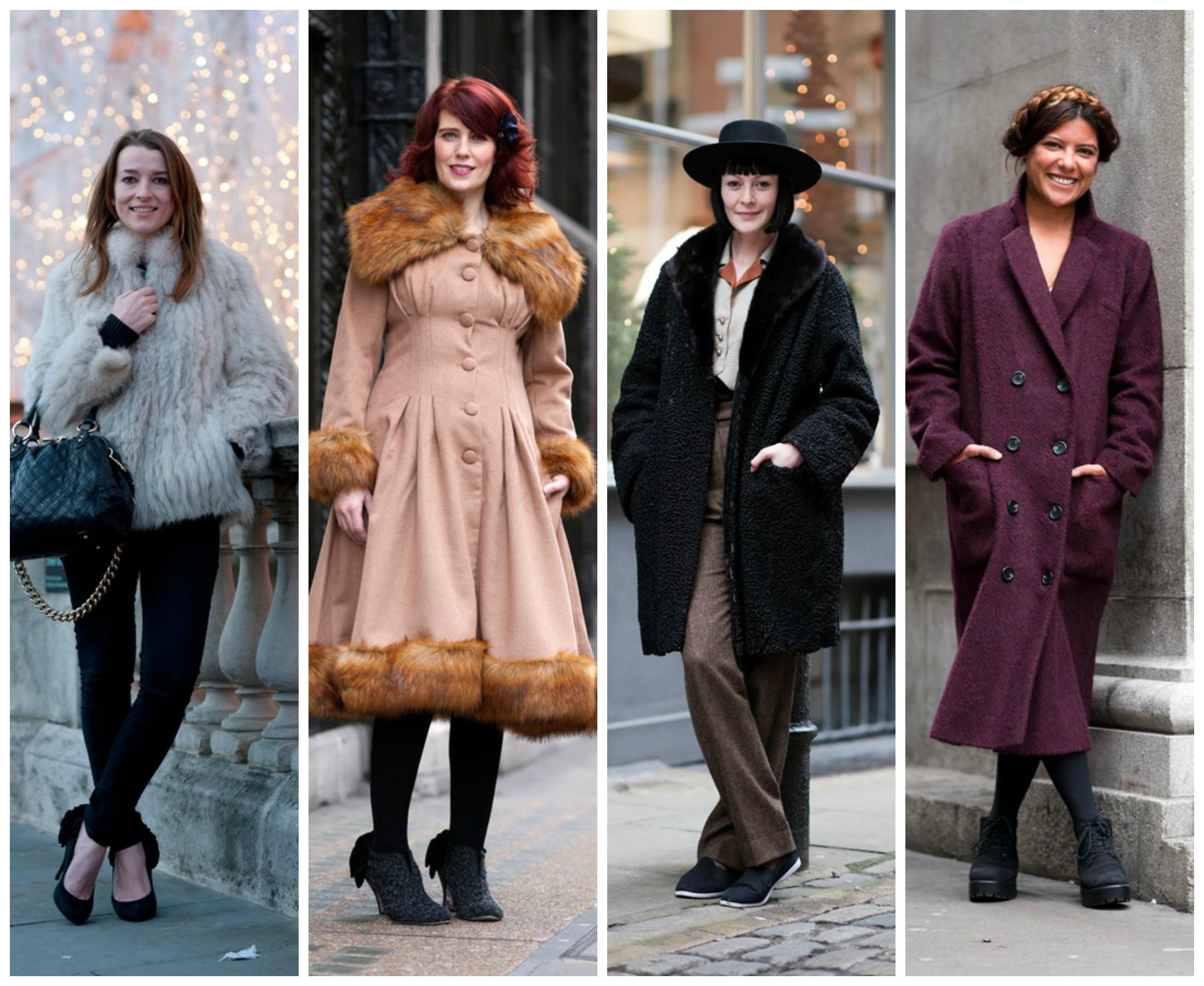 Модные шубы и пальто – must-have каждого зимнего сезона