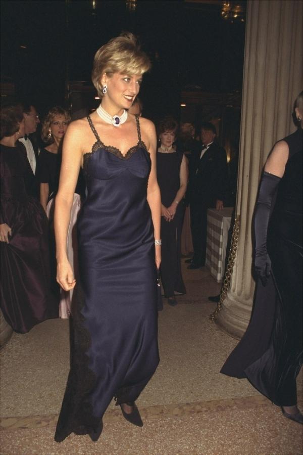 Принцесса Диана, 1996 год