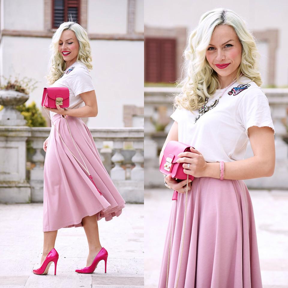 a3a517d6793 Модные юбки 2015  Стильные образы street style - Тренды моды