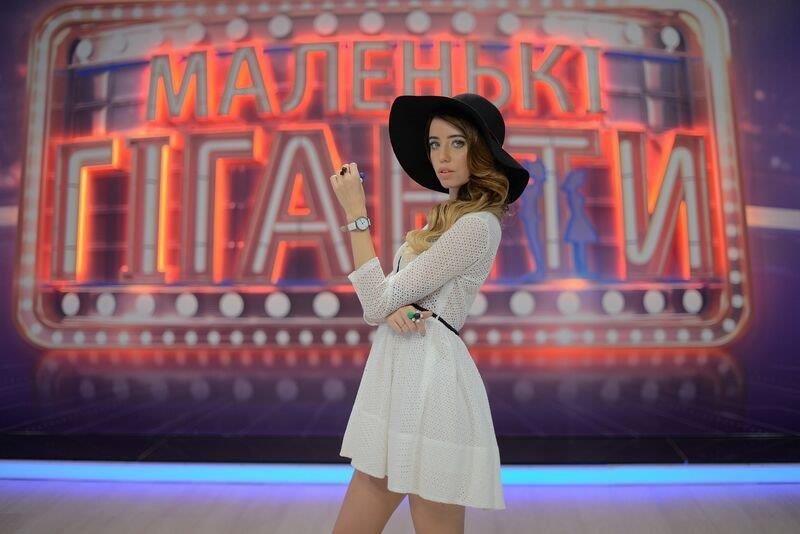 Надежда Дорофеева примет участие в шоу Маленькі гіганти