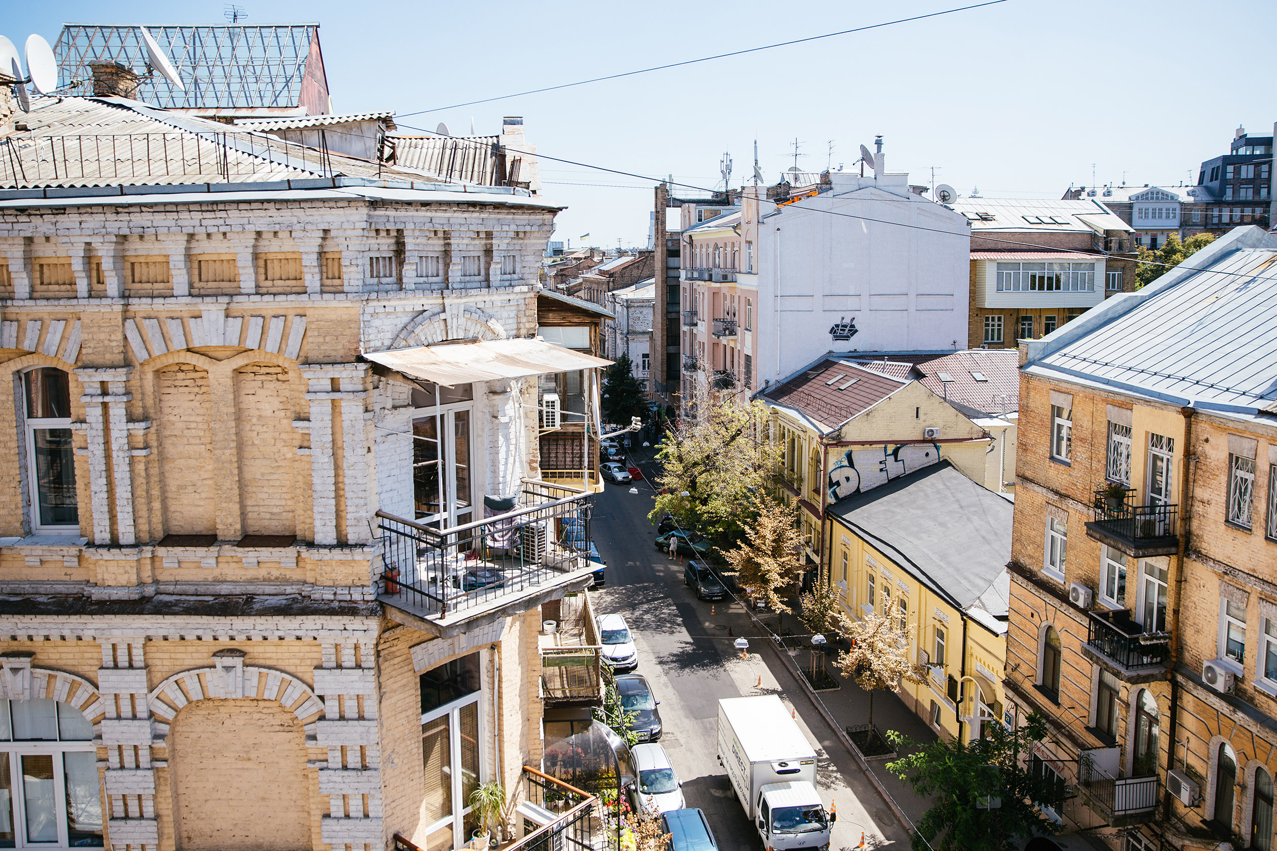 Улица Рейтарская