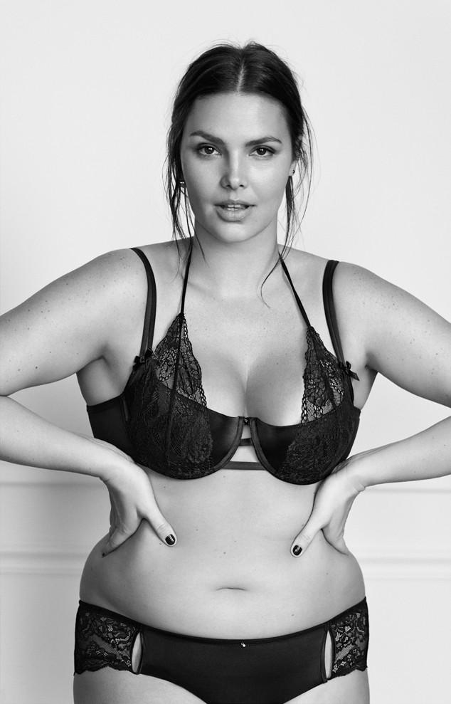 Девушки plus-size в красивом белье доказали, что женщина сексуальна в любом весе