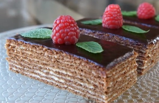 рецепты фотографии тортов