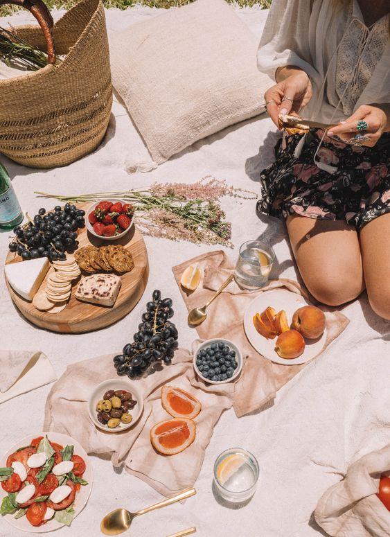 Эффективные летние диеты