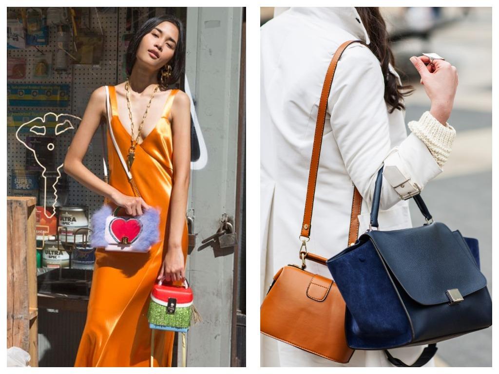 Две сумки станут идеальным решением мук выбора Весов