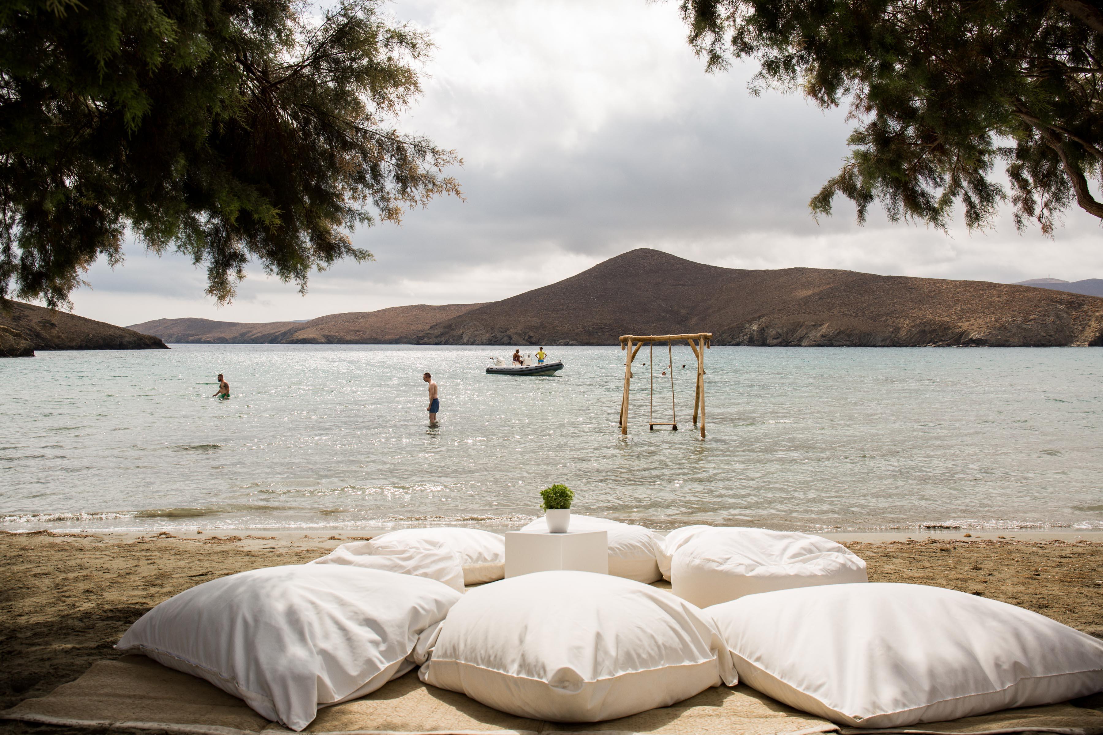 Туристов привлекает уединенность острова и отличный сервис