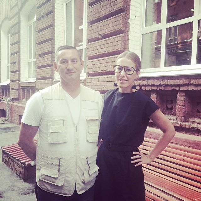 Собчак рассказала о мужчине спасшего людей после аварии в метро