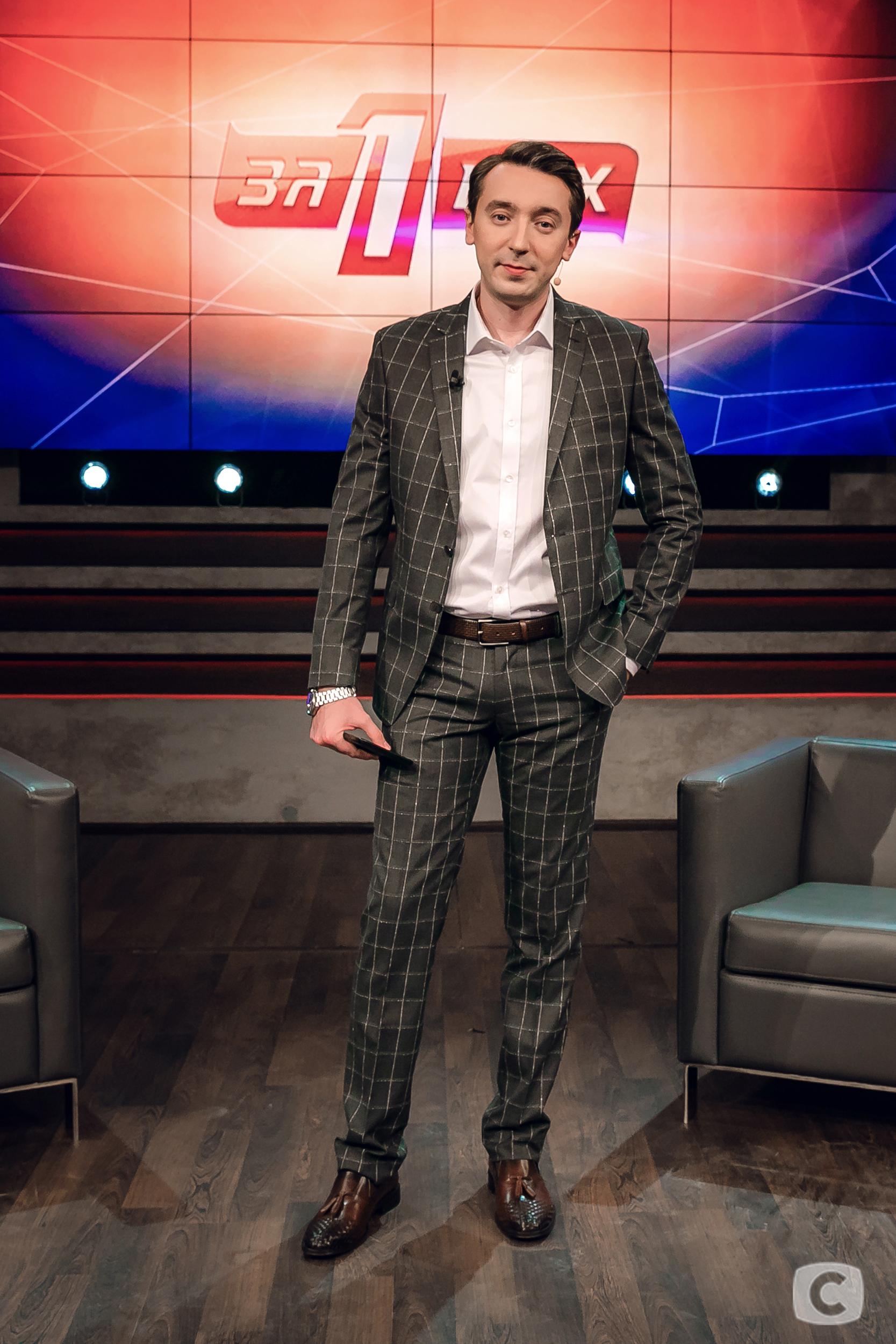 День рождения Михаила Присяжнюка: интересные факты о телеведущем