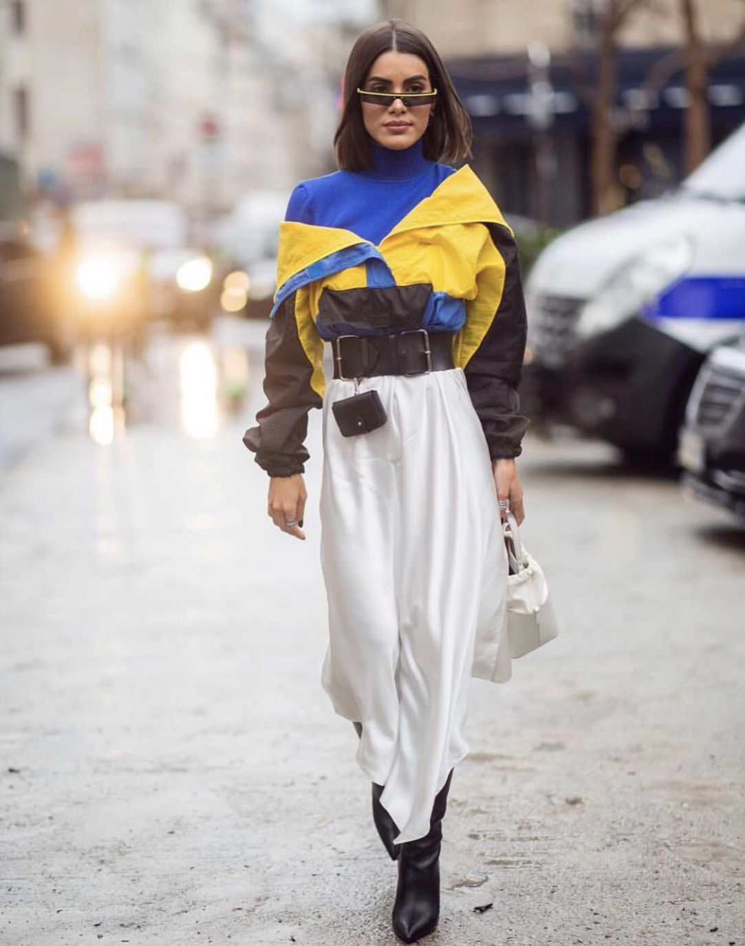 ТОП-6 способов, как носить модную водолазку в 2020 году