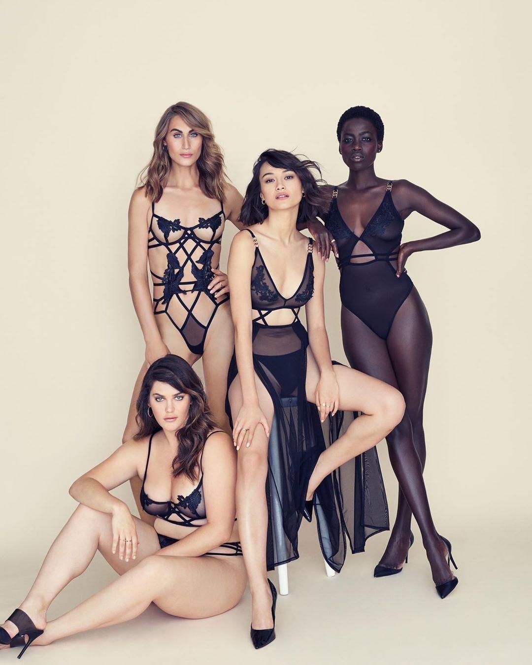 Рекламная кампания Victoria's Secret, 2019 год
