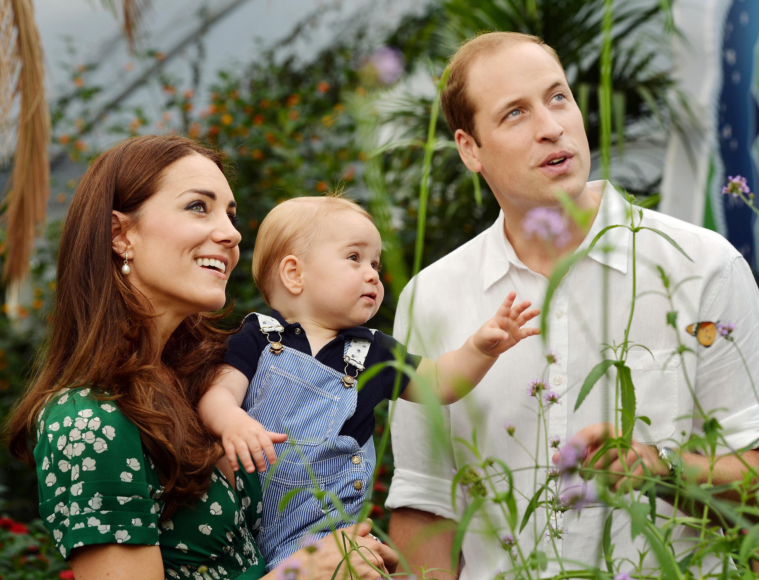 Кейт Миддлтон и принц Уильям думают над именем будущего ребенка