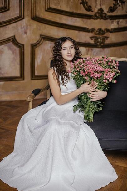 13-летняя дочь Бориса Немцова стала моделью