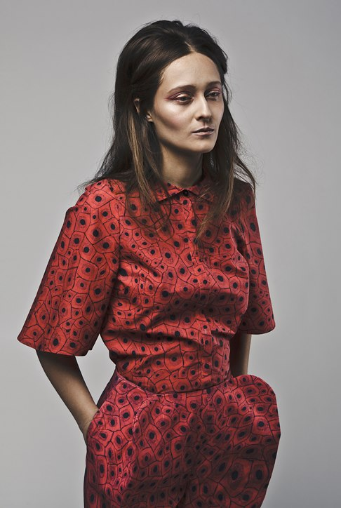Креативный директор международной недели моды Mercedes-Benz Kiev Fashion Days Дарья Шаповалова