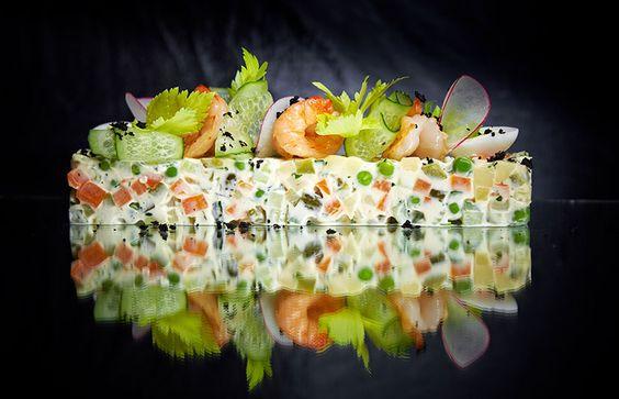 ТОП-7 салатов к праздничному новогоднему столу