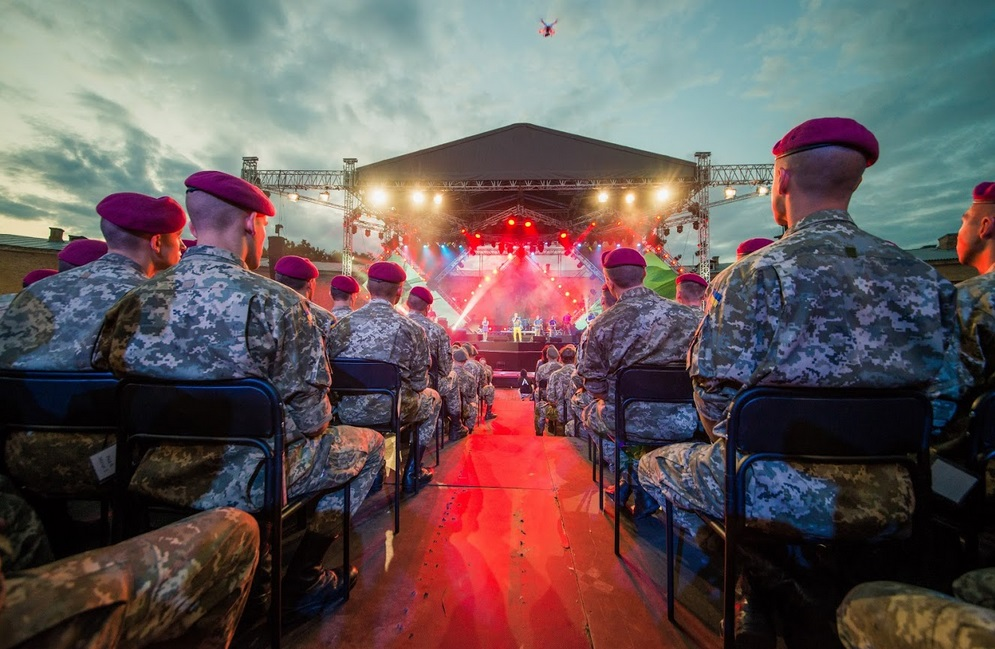 Концерт ко Дню независимости