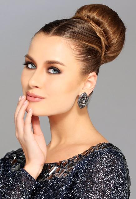 Обладательница титула Мисс Украина Вселенная 2014 Диана Гаркуша