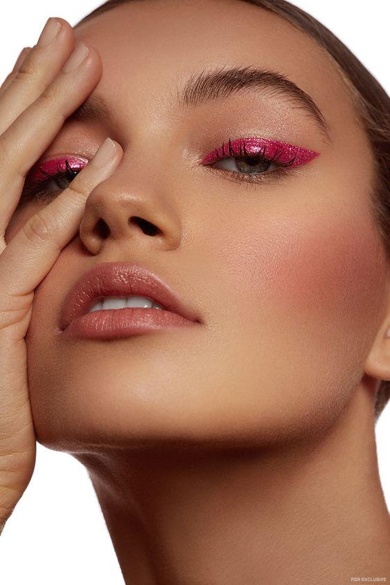 5 трендов «розового» макияжа, которые захочется повторить на День святого Валентина