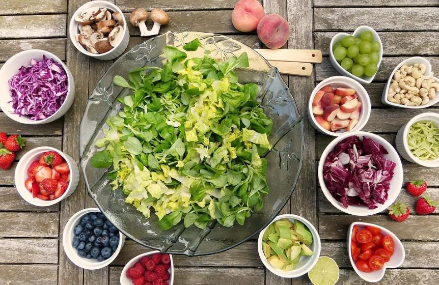 На завтра – овощи и фрукты: диетолог Яна Кравченко