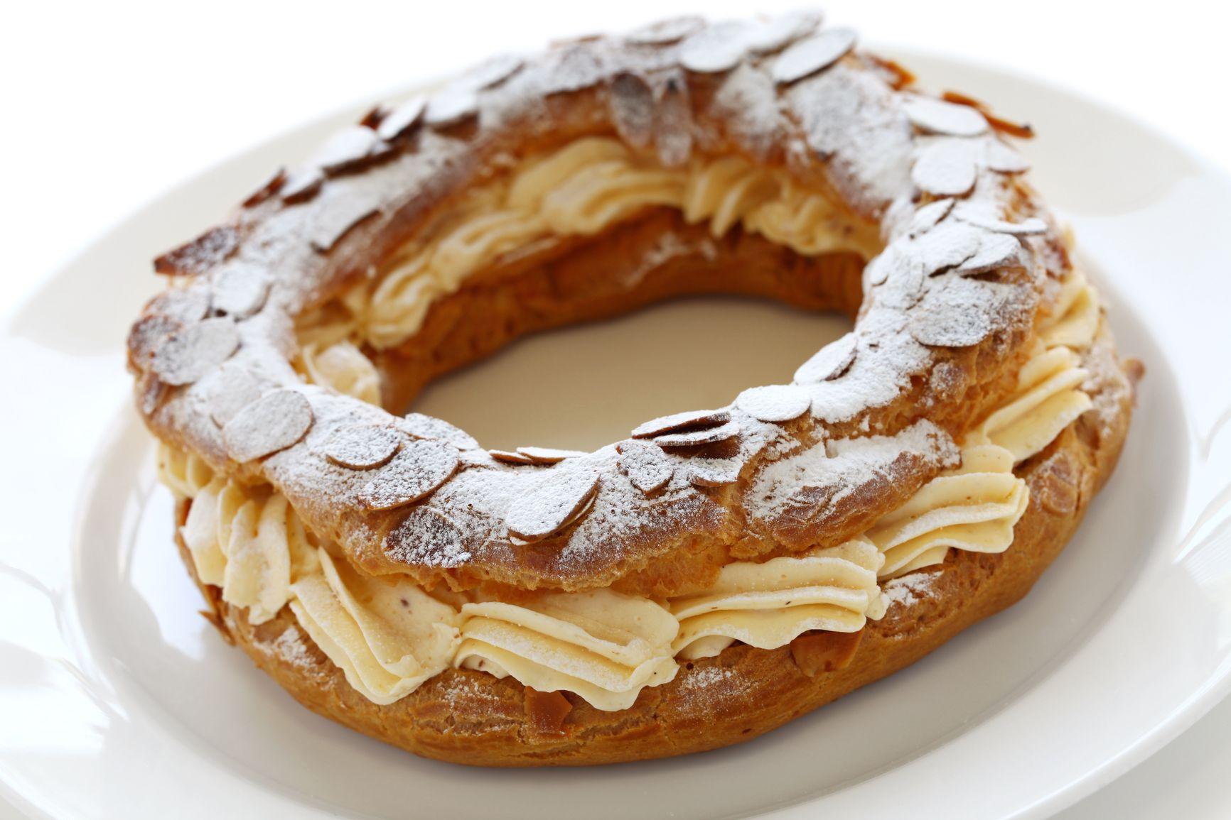 Десерт париж брест рецепт с пошагово