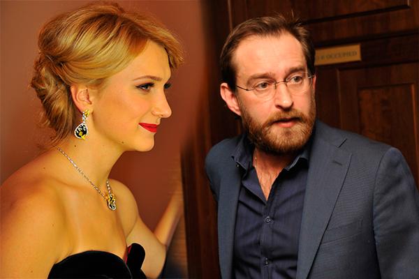 Мария Порошина и Константин Хабенский