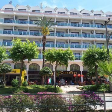 Мармарис - турецкий отель