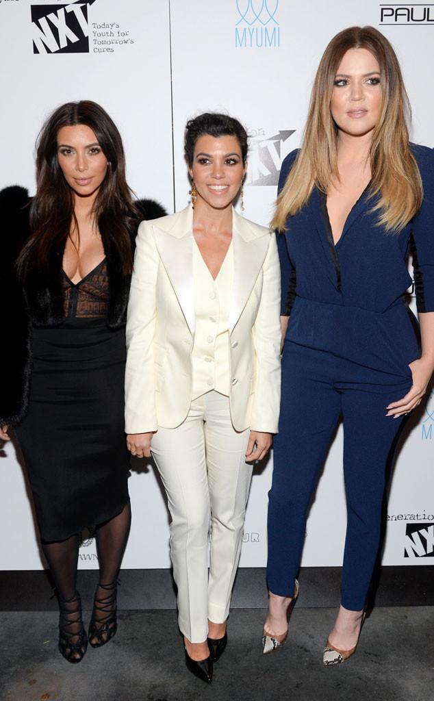 Обувные маньячки: Ким, Кортни и Хлои Кардашян