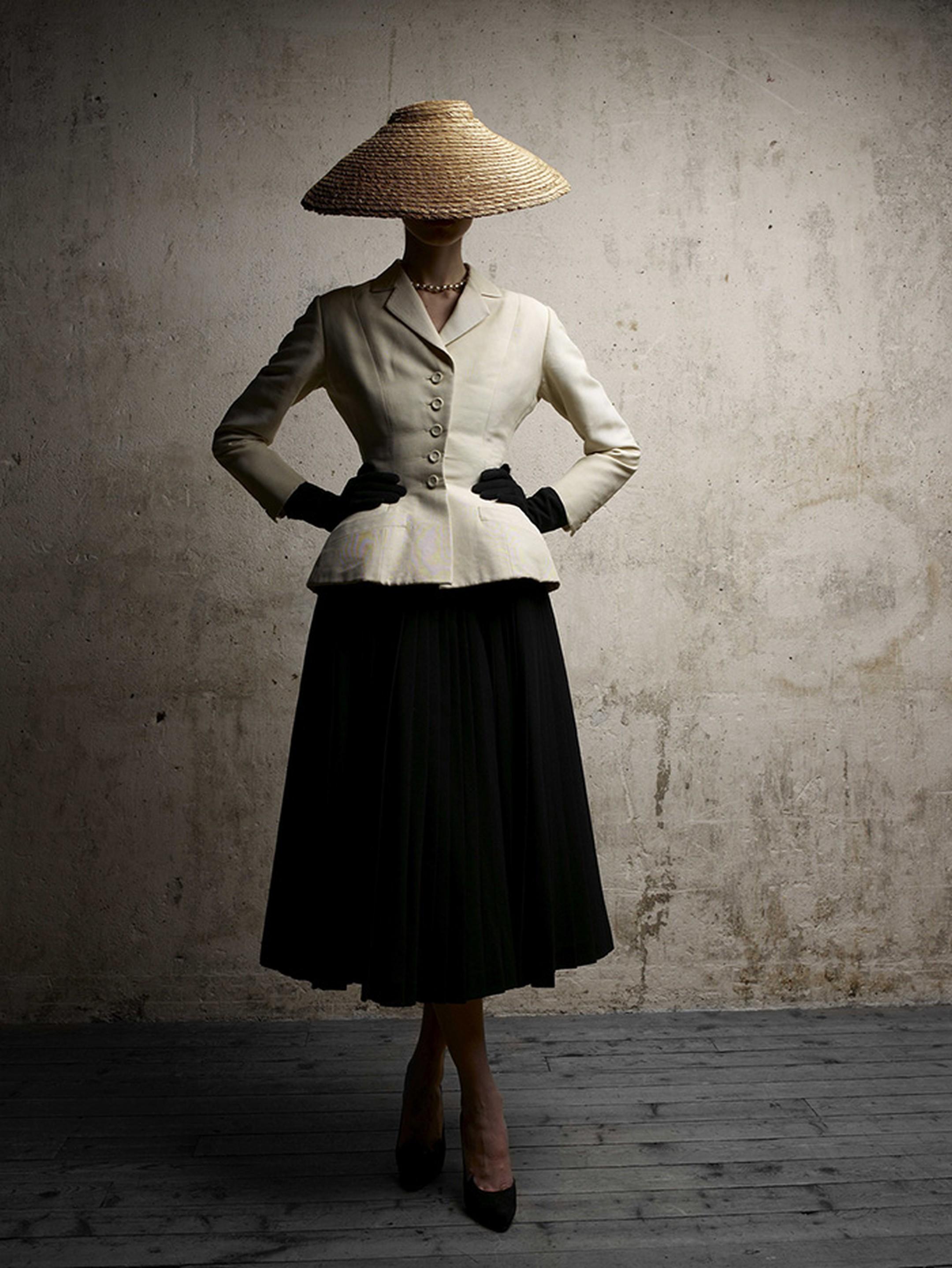 Главные стильные изобретения Кристиана Диора: Барный пиджак