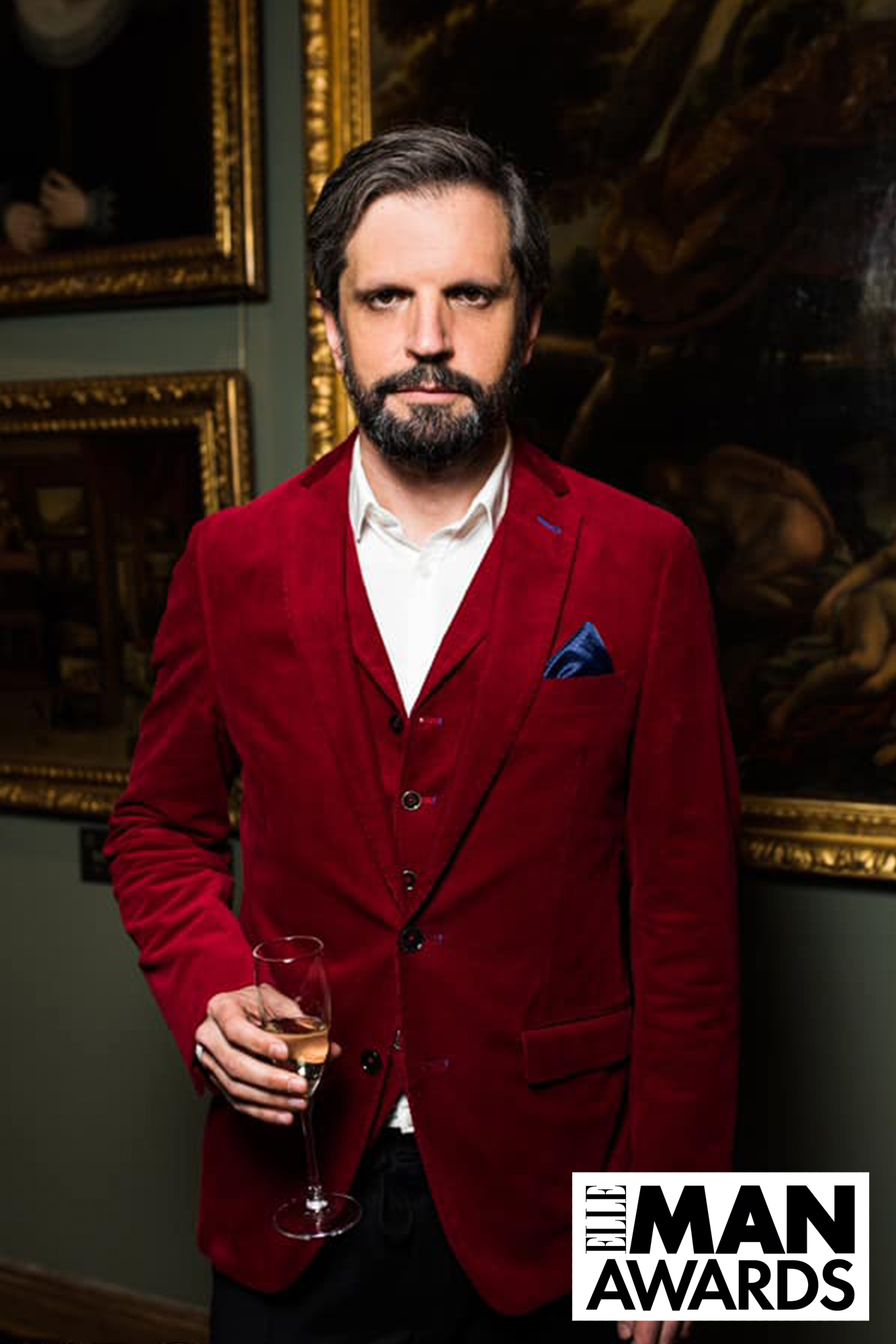 «Самый стильный мужчина страны» по версии редакции ELLE MAN Ukraine - Алексей Гладушевский