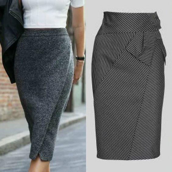 Юбка - элемент базового гардероба женщины