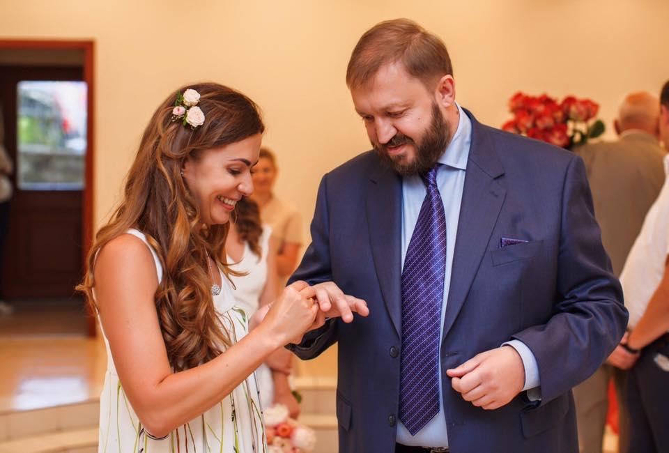 Василий Горбаль женился