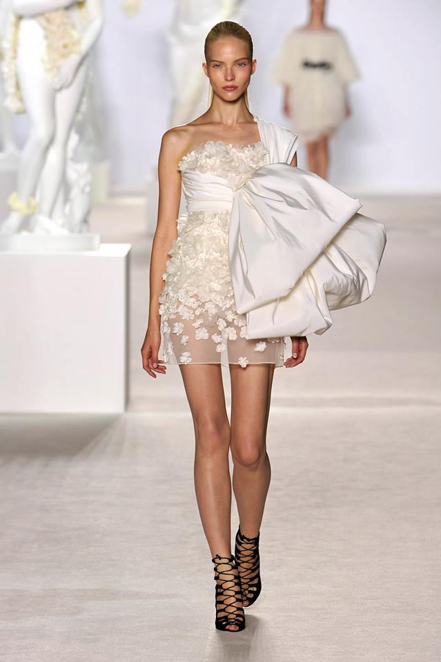 Giambattista Valli  Haute Couture осень-зима 2013-2014