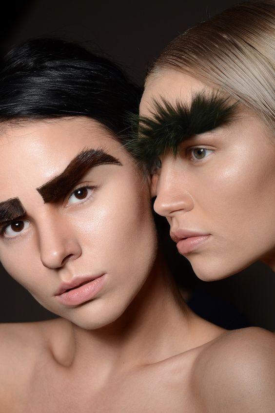 Густые брови - не миф, а реальность: как получить желаемый эффект?