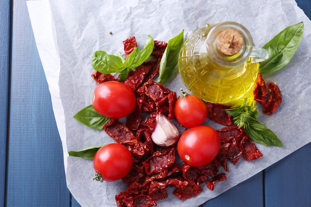 Видеорецепт: как приготовить вяленые помидоры в духовке