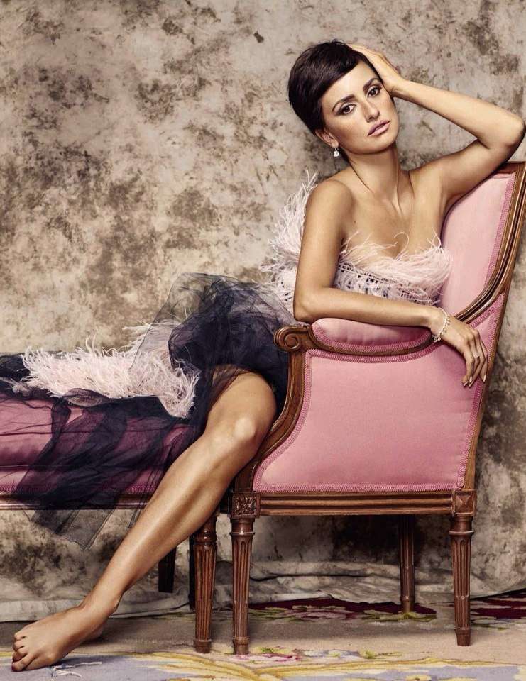 Испанская актриса и модель Пенелопа Крус