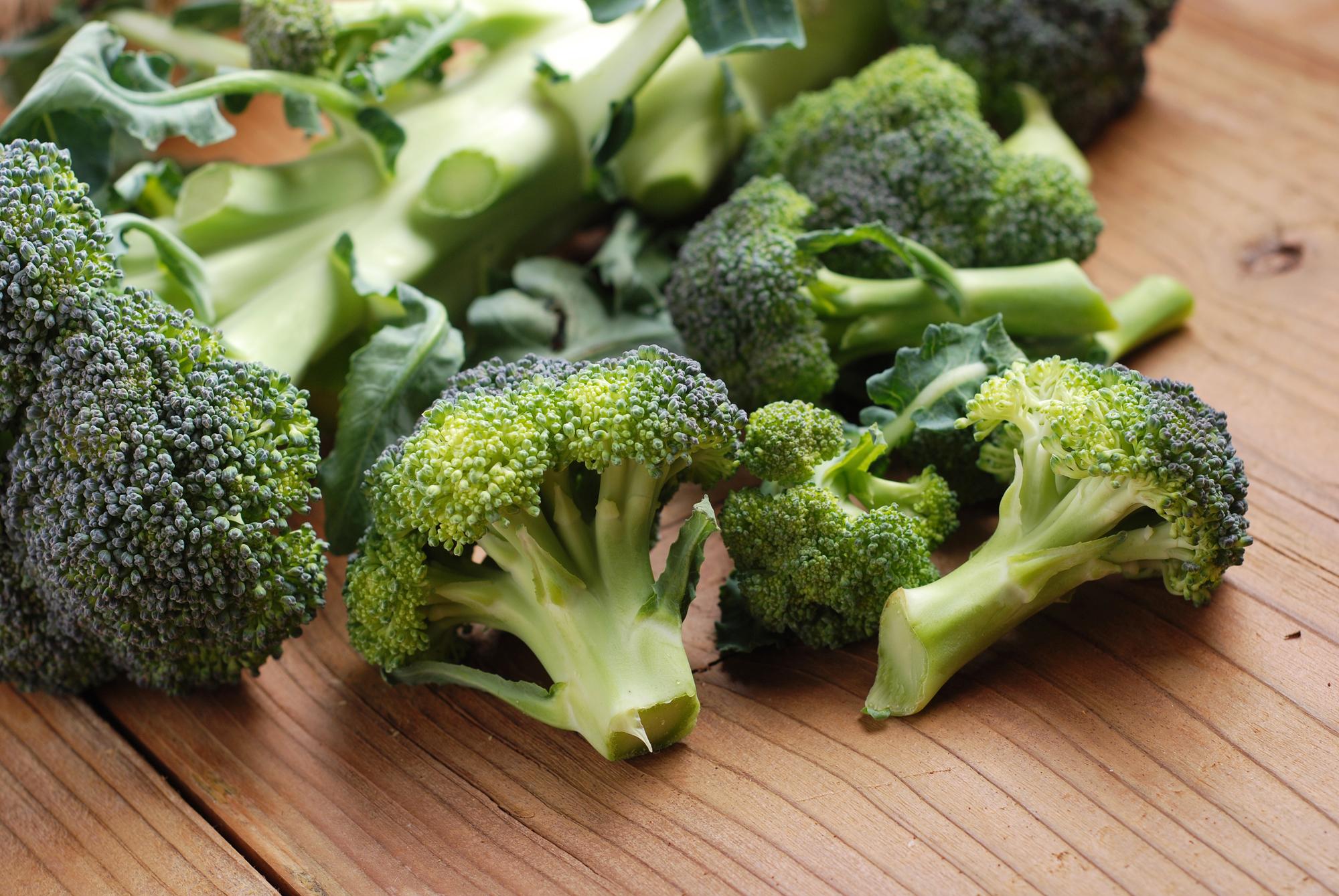 Диетолог рассказала, почему нужно есть брокколи