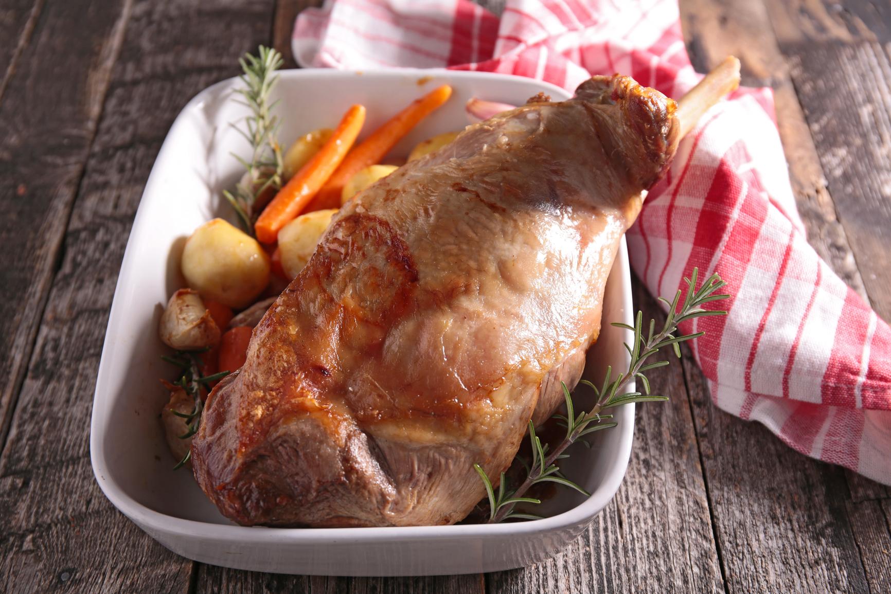 Приготовление блюд в мяса
