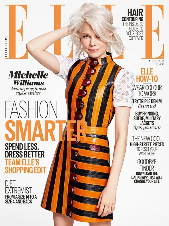 Британская версия журнала Elle