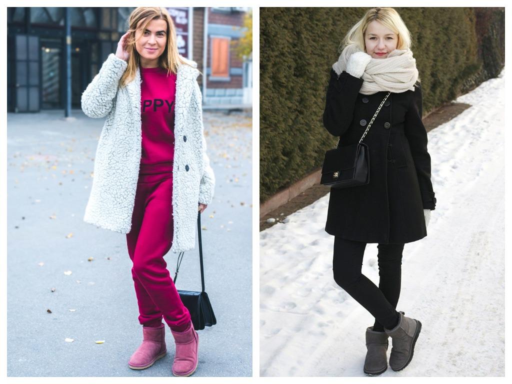 Угги пора забыть как страшный сон и заменить а классическую зимнюю обувь