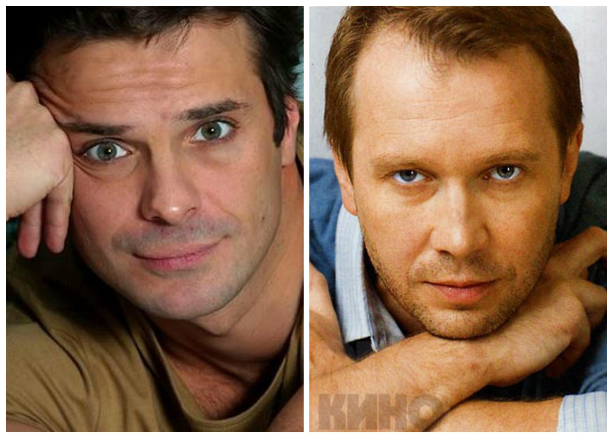 Гомосексуалисты из русских актеров