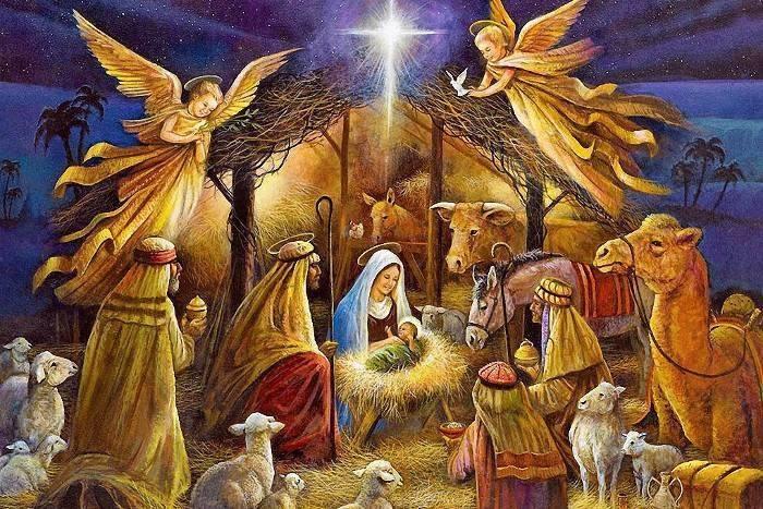 Рождество православные и греко-католики отмечают 7 января